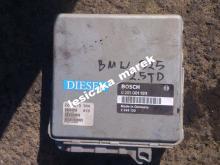 Blok upravleniya BMW 5 Series (BMV 5 seriya), 0281001193