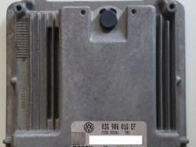 Blok upravleniya Volkswagen Golf V (Folyksfagen Golyf), 03G906016EF