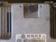 Blok upravleniya Volkswagen Caddy 03- (Folyksfagen Kaddi), 03G906021HS