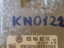 Blok upravleniya Volkswagen Golf V (Folyksfagen Golyf), 03G906021KK