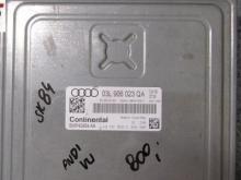 Blok dvigatelya Audi A1 (Audi Audi a1), 03L906023QA