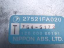 Blok upravleniya Subaru Drugoe (Subaru Drugoe), 27521-FA020