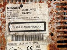 Avtomagnitola Nissan Primera P12 02-09 (Nissan Primera), 28185-AV800