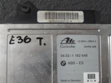 Blok upravleniya BMW 5 Series (BMV 5 seriya), 34521162646