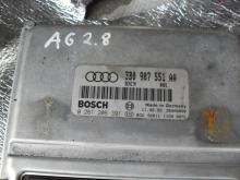 Blok upravleniya Audi A6 05-11 (Audi Audi 6), 3B0907551AA