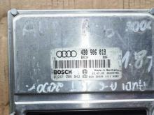 Blok upravleniya Audi A6 05-11 (Audi Audi 6), 4B0906018