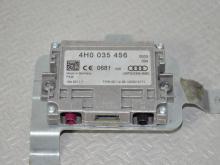 Blok upravleniya Audi A8 04-10 (Audi Audi A8), 4H0035456
