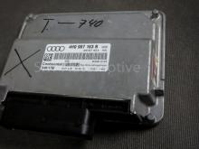 Blok upravleniya Audi A6 05-11 (Audi Audi 6), 4H0907163B