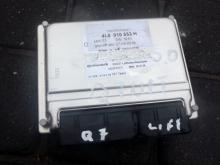 Blok upravleniya Audi Q7 07-15 (Audi Kyyu 7), 4L0910553H