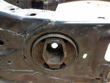 Balka zadnyaya (51206-42050) Toyota Rav 4 05-13 (Toyota Rav 4), 51206-42063