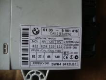 Blok upravleniya BMW 5 Series (BMV 5 seriya), 61356981416
