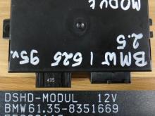 Blok upravleniya BMW 5 Series (BMV 5 seriya), 61358351669