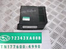 Blok upravleniya Subaru Drugoe (Subaru Drugoe), 72343-XA00B
