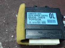 Blok upravleniya Lexus CT200H 2010- (Leksus CT200), 89430-76020