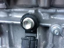 Datchik detonacii Toyota Auris 12- (Toyota Auris), 89615-02020