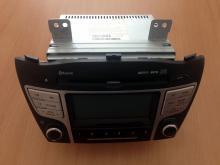 Avtomagnitola Hyundai IX 35 10- (Hyunday Ay iks 35), 96160-2Y730TAN