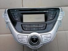 Avtomagnitola Hyundai Elantra 11- (Hyunday Elantra MD), 96170-3X600BLH