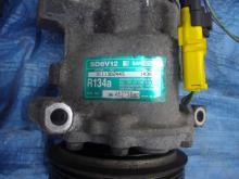 Kompressor kondicionera Peugeot Drugoe (Pegho Drugoe), 9646273880