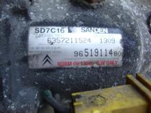 Kompressor kondicionera Peugeot Drugoe (Pegho Drugoe), 9651911480