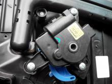 Aktuator pechki Hyundai Elantra 11- (Hyunday Elantra MD), 97162-3SAA0