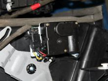 Aktuator pechki Hyundai Santa FE 00-06 (Hyunday Santa fe), 97222-38000