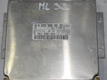 Blok upravleniya Mercedes ML-Class (Mersedes ML), A0255458632