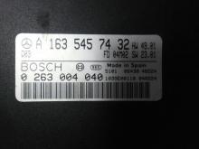 Blok upravleniya Mercedes ML-Class (Mersedes ML), A1635457432
