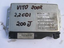Blok upravleniya Mercedes Vito 94- (Mersedes Vito), A6384461810
