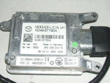Blok upravleniya Mazda CX-5 12- (Mazda Ce Iks 5), KD49-67-Y90A